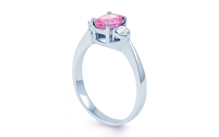 Paragon Pink Sapphire Ring product image 2