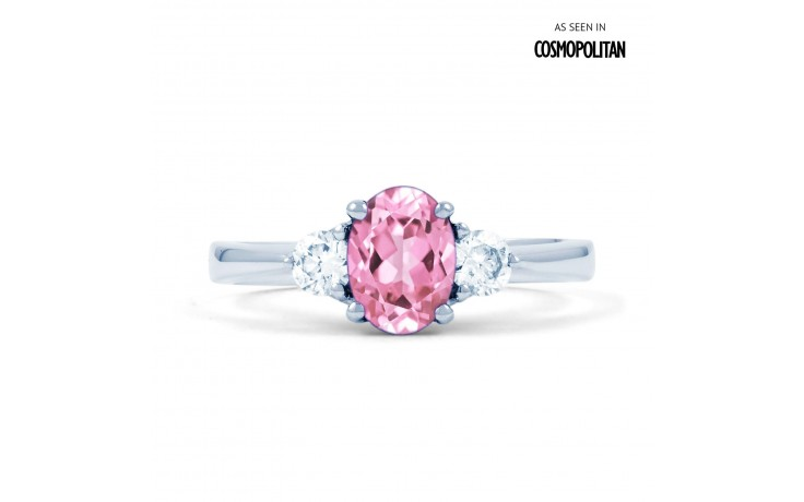 Paragon Pink Sapphire Ring product image 1