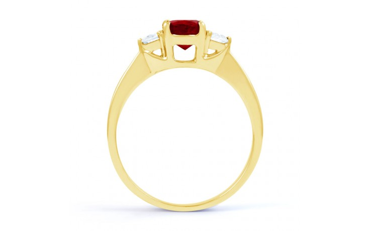 Paragon Ruby Gold Ring product image 3