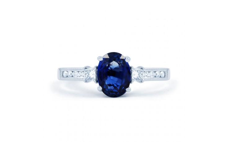 Arya Blue Sapphire Ring product image 1