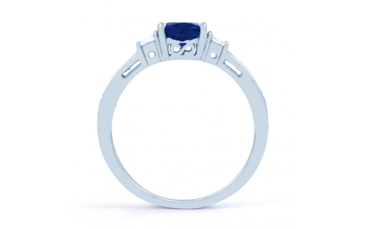 Arya Blue Sapphire Ring product image 3