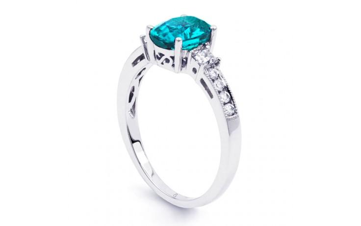 Arya Blue Topaz & Diamond Ring product image 2