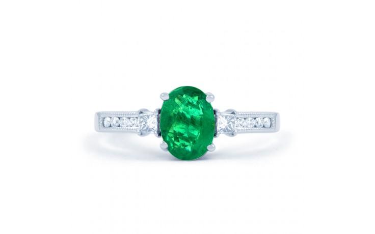 Arya Emerald Ring product image 1