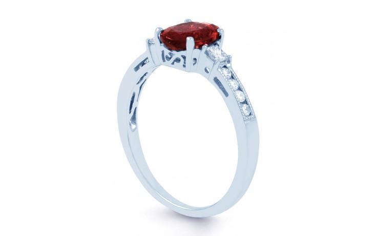 Arya Ruby Ring product image 2