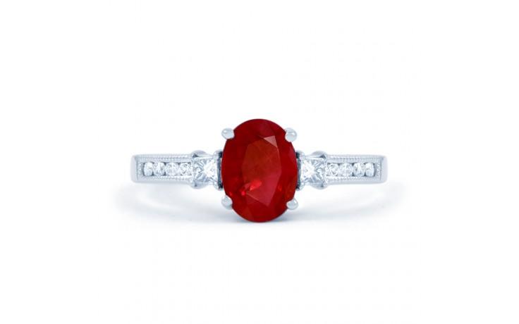 Arya Ruby Ring product image 1