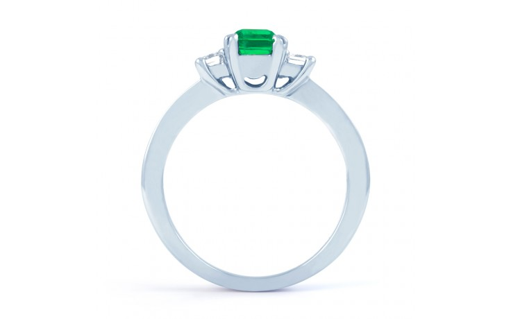Devi Emerald Ring product image 3