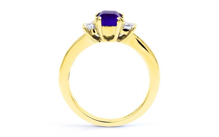 Devi Tanzanite Gold Ring product image 3