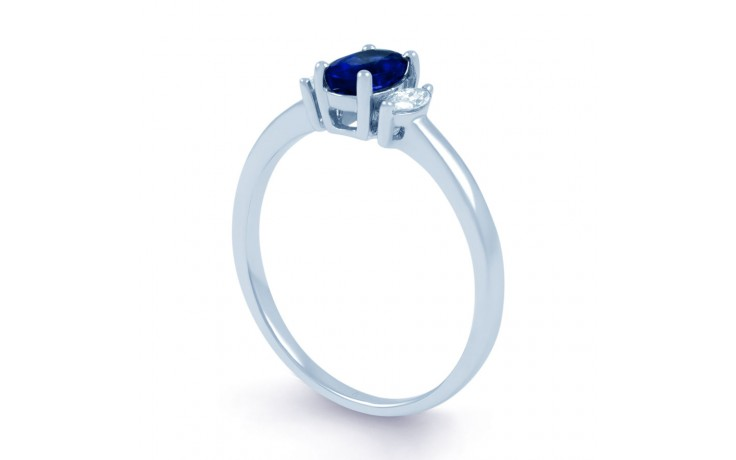 Rani Blue Sapphire Ring product image 2