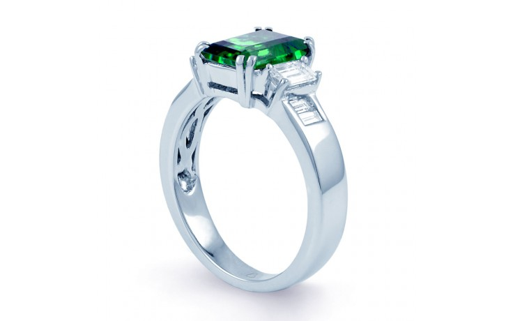 Aiko Emerald Ring product image 2