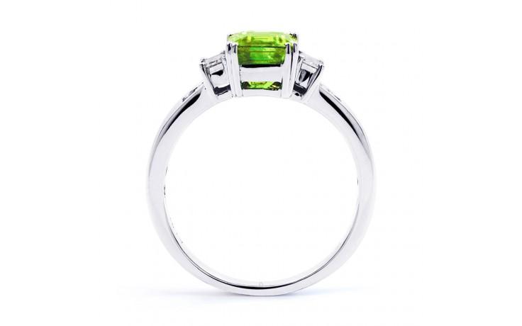 Aiko Peridot & Diamond Ring product image 3