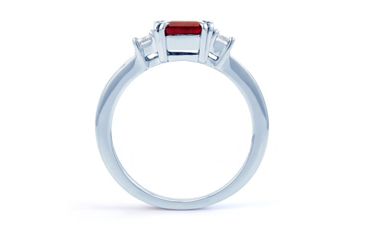 Aiko Ruby Ring product image 3