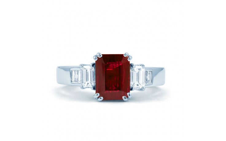 Aiko Ruby Ring product image 1