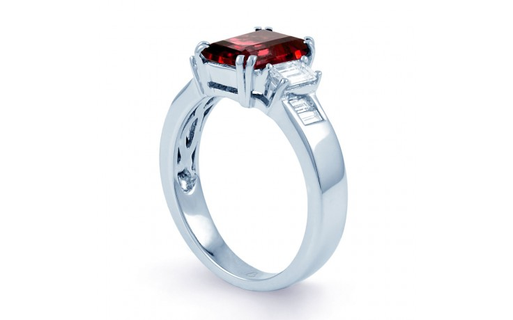 Aiko Ruby Ring product image 2