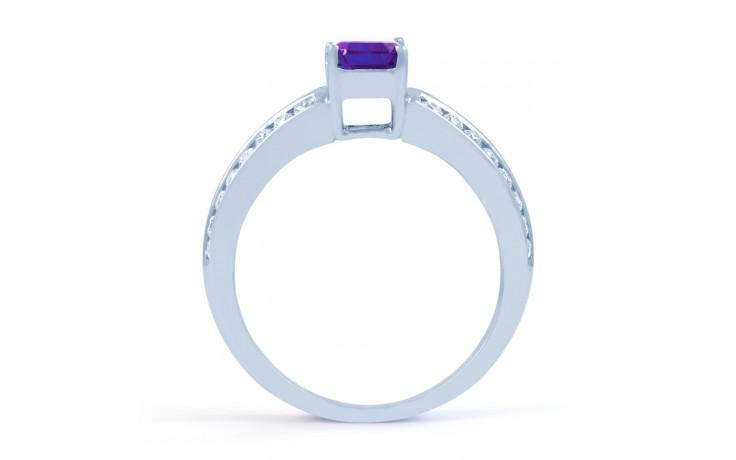 Everest Amethyst & Diamond Ring product image 3