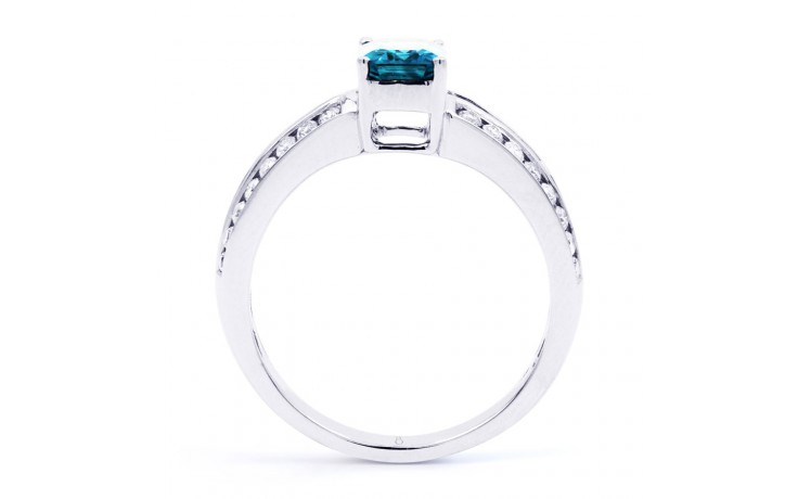 Everest Blue Topaz White Gold Ring  product image 3