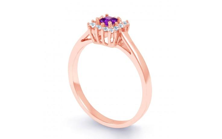 Princess Amethyst Ring product image 2