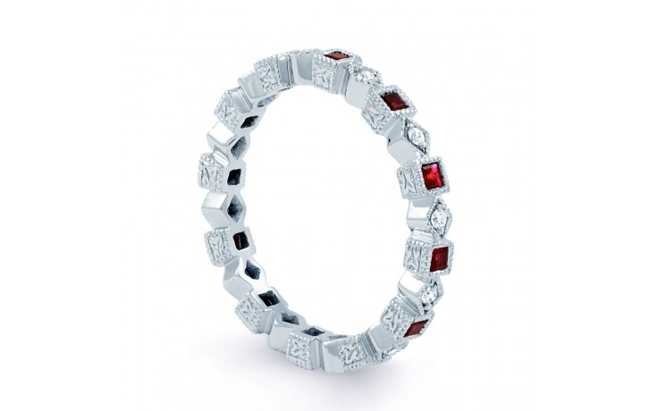 Ruby Full Eternity Ring product image 2
