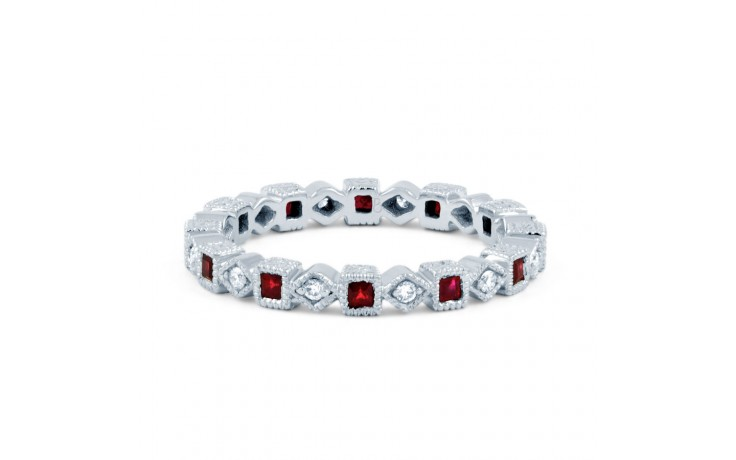 Ruby Full Eternity Ring product image 1