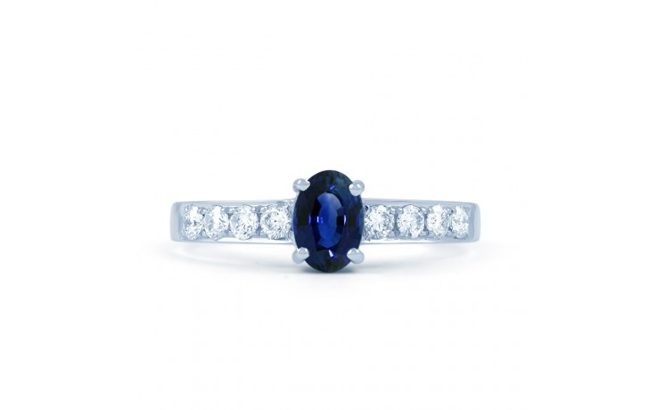 Mira Blue Sapphire Ring product image 1