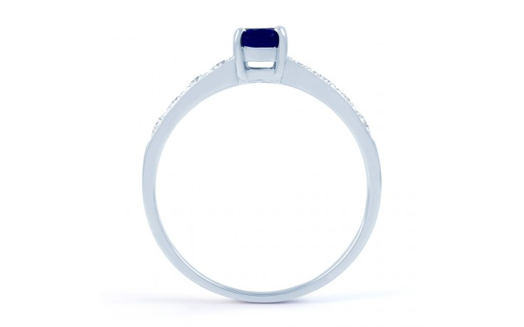 Mira Blue Sapphire Ring product image 3