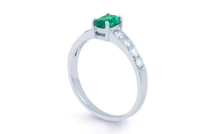 Mira Emerald Ring product image 2