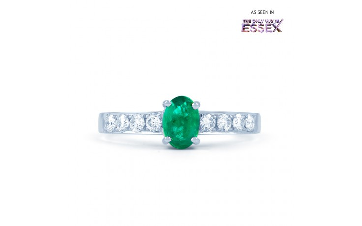 Mira Emerald Ring product image 1