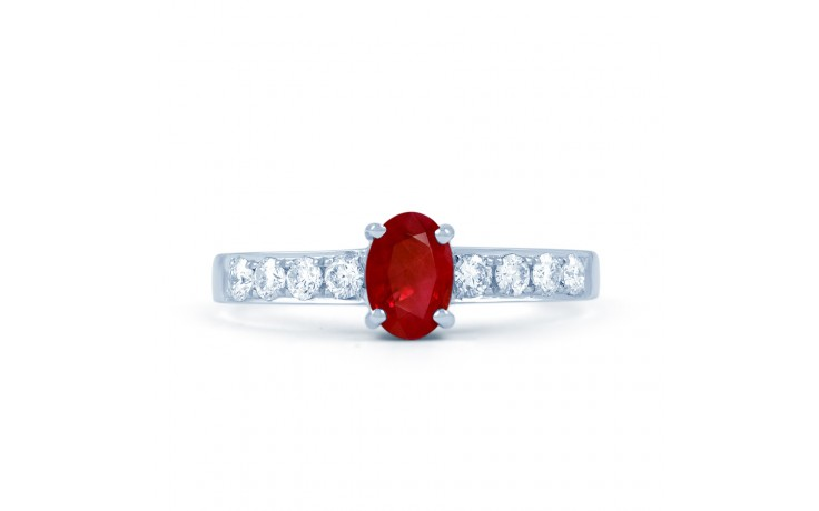 Mira Ruby Ring product image 1