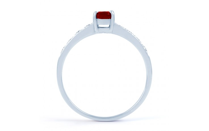 Mira Ruby Ring product image 3