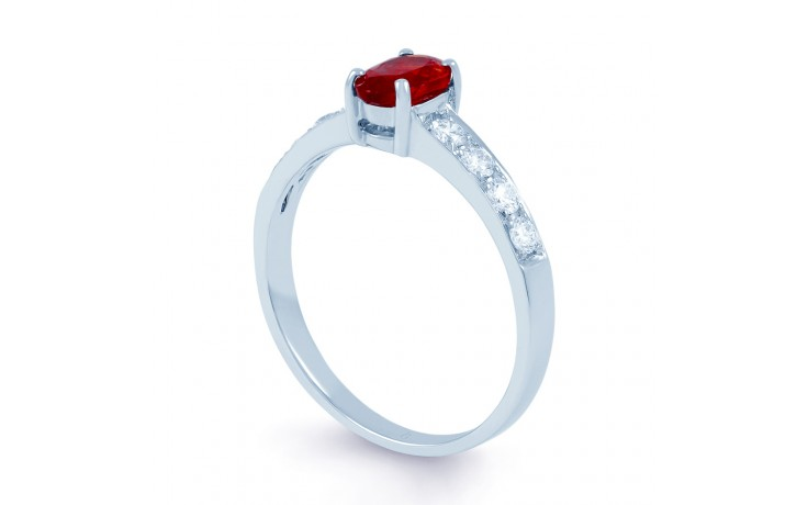 Mira Ruby Ring product image 2
