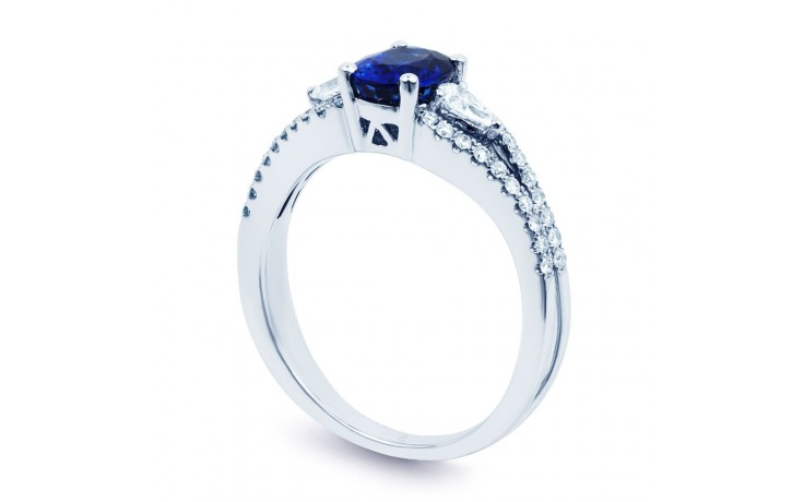 Luxe Sapphire Engagement Ring  product image 2