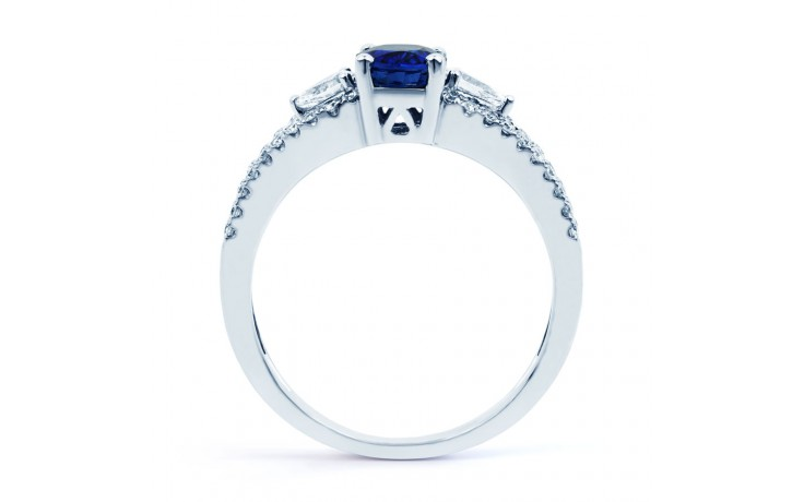 Luxe Sapphire Engagement Ring  product image 3