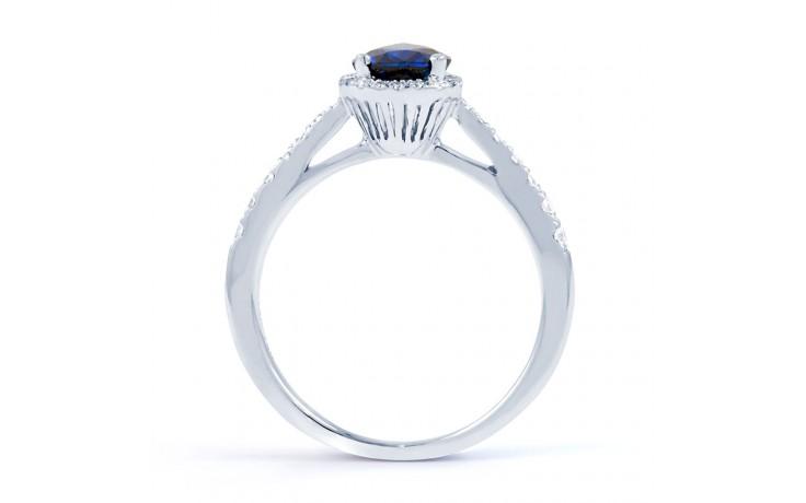 Shiva Blue Sapphire Ring product image 3