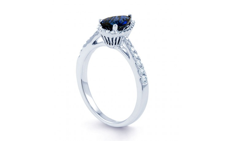 Shiva Blue Sapphire Ring product image 2