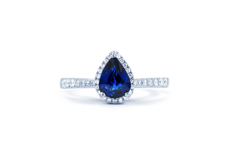 Shiva Blue Sapphire Ring product image 1