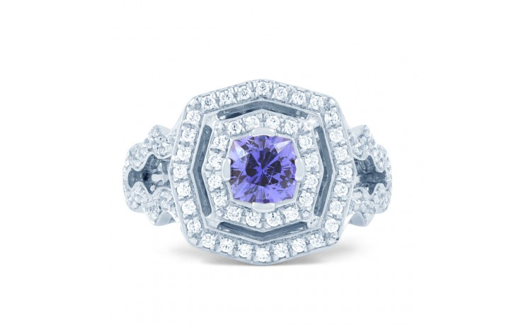 Colour Shift Sapphire Ring product image 1