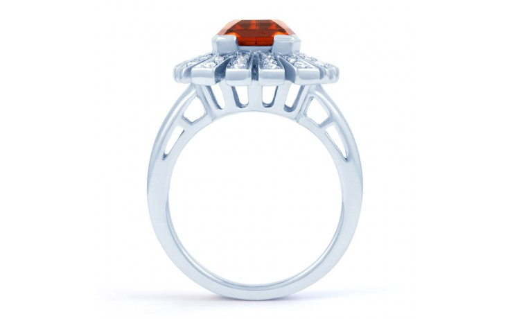 Zircon Cocktail Ring product image 3