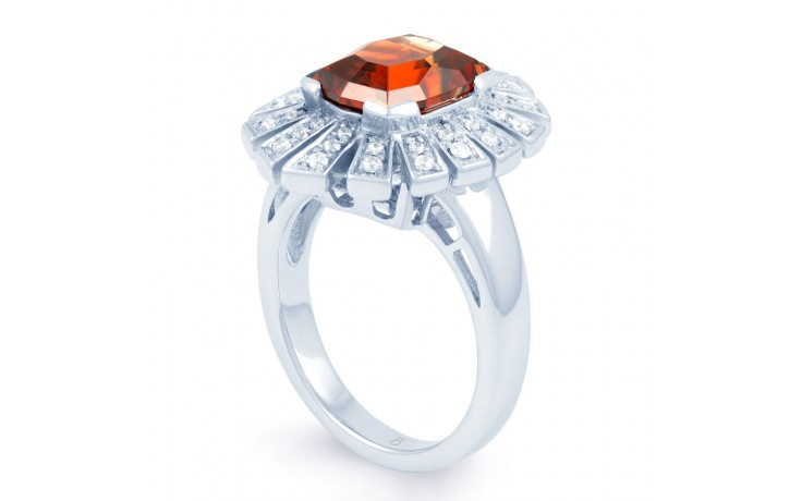 Zircon Cocktail Ring product image 2