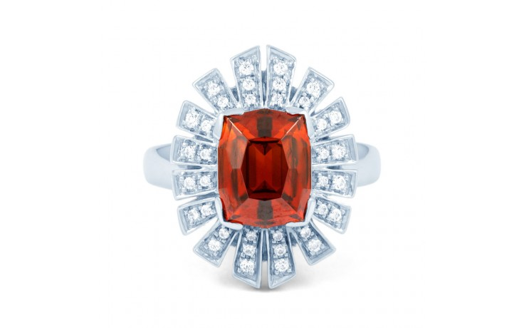 Zircon Cocktail Ring product image 1