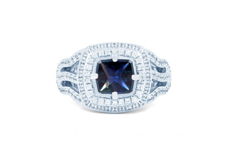 Blue Sapphire Cocktail Ring product image 1