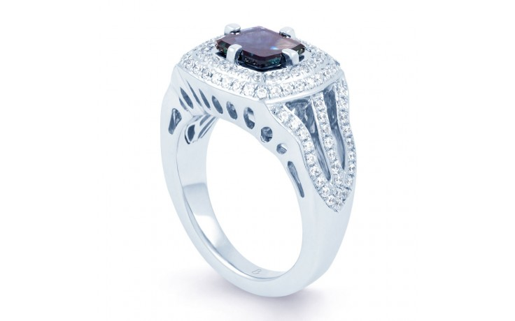 Blue Sapphire Cocktail Ring product image 2
