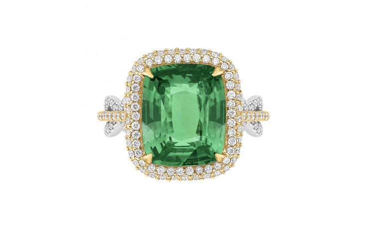 Thalia Tsavorite Garnet Ring product image 1