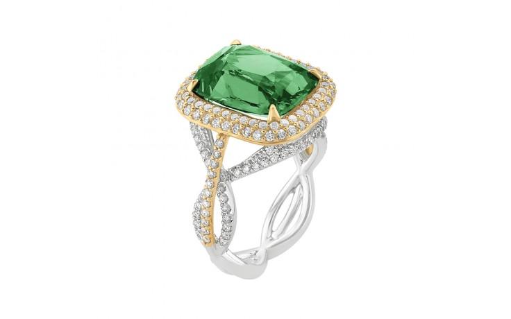 Thalia Tsavorite Garnet Ring product image 2