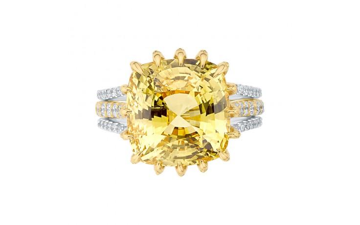 Lagina Yellow Sapphire Ring product image 1