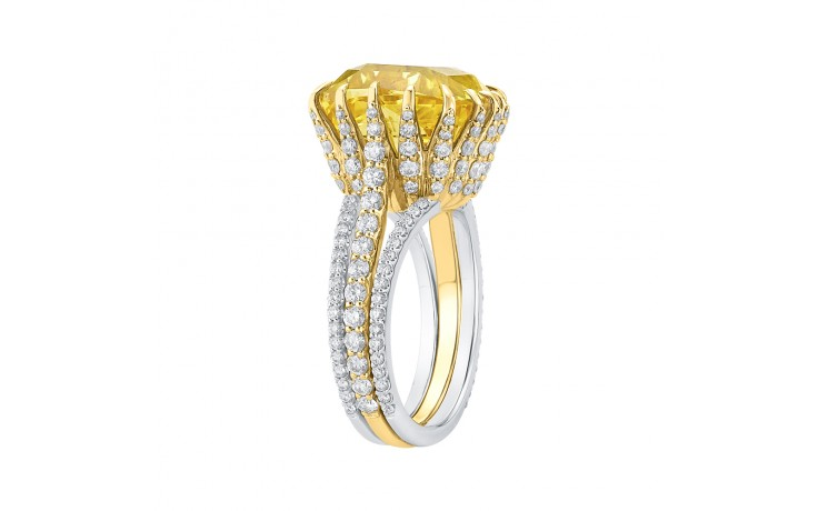 Lagina Yellow Sapphire Ring product image 3