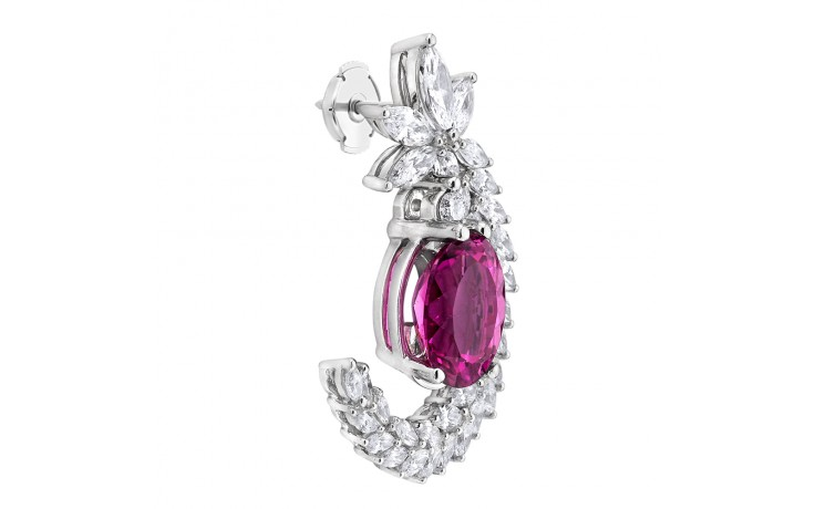 Ellaria Rubellite Earrings product image 3