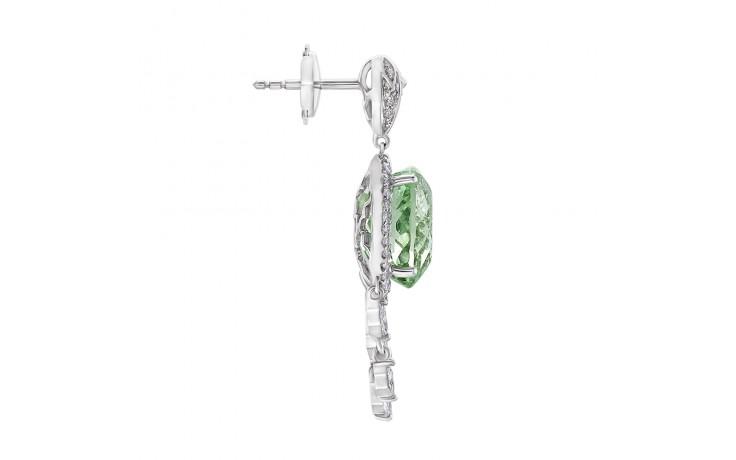 Alana Mint Tourmaline Earrings product image 3