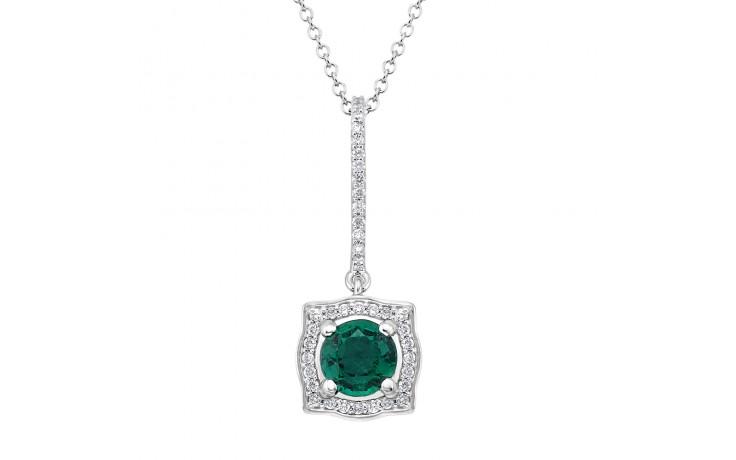 Davina Emerald Pendant product image 1