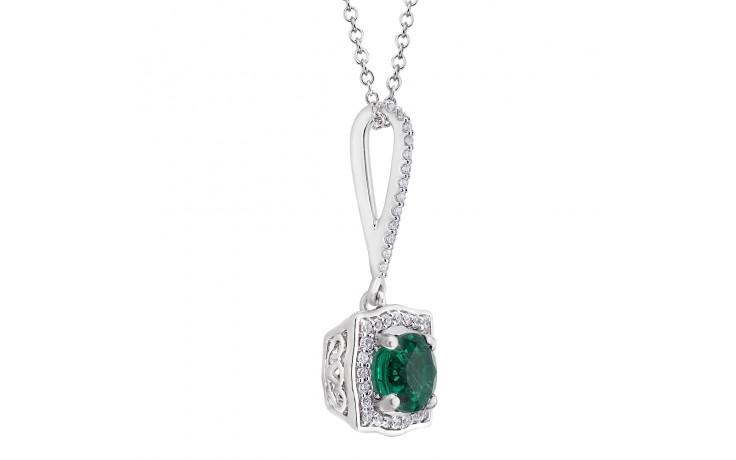 Davina Emerald Pendant product image 2