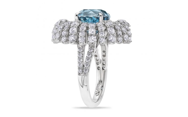 Tara Blue Zircon Ring product image 3