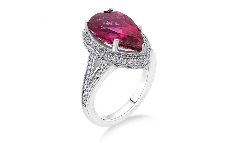 Rosalie Rubellite Tourmaline Ring product image 2